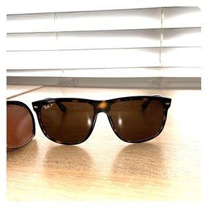 Ray ban large frame sunglasses